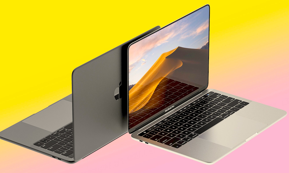 Apple 16 Inch Macbook Pro Render