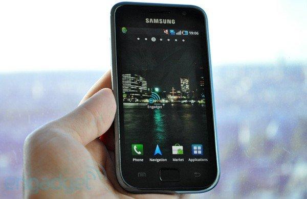 Samsung Galaxy S 2010
