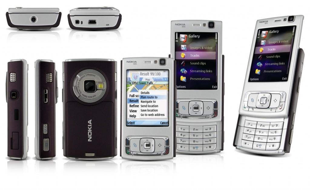 Nokia N95 1024x629