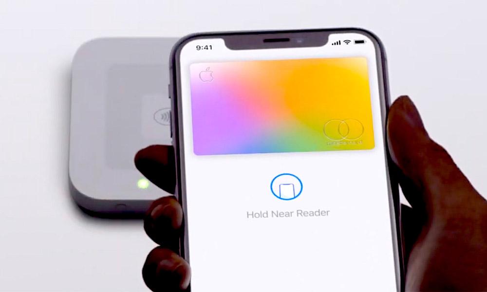 Apple Card Apple Pay