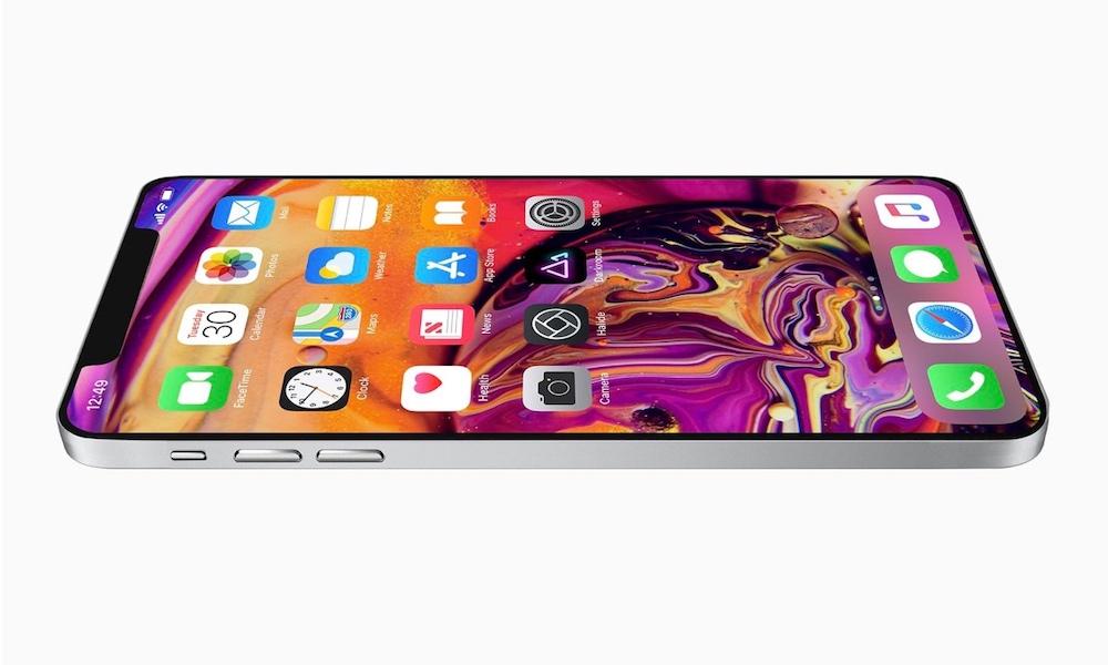 Iphone 2019 Concept Render