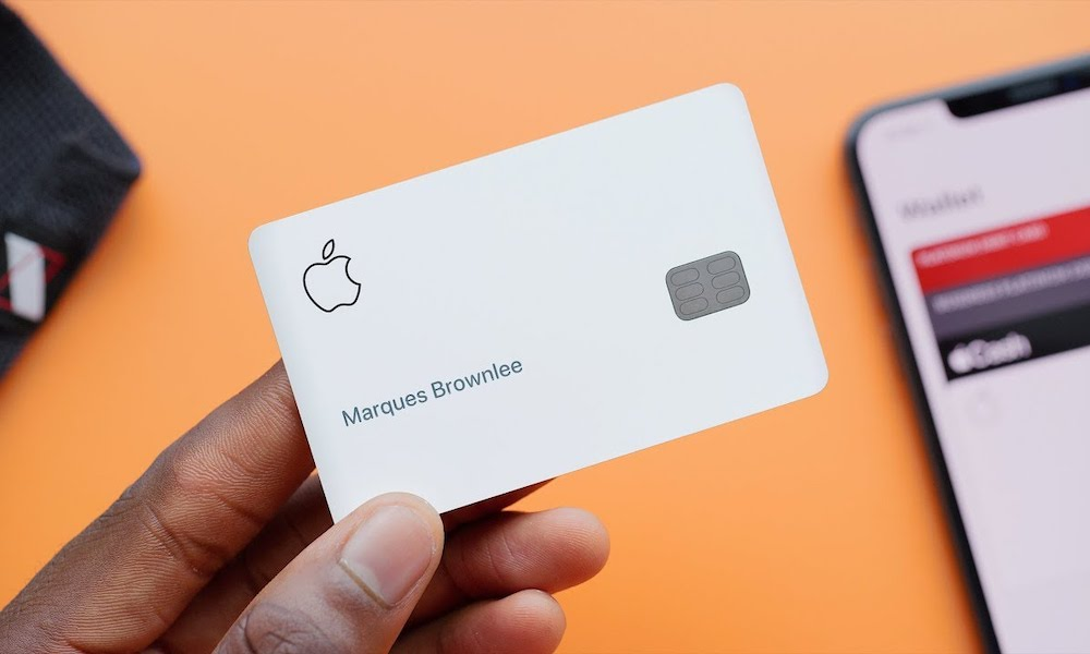 If You Lose Your iPhone, You Won't Be Able to Make Payments on Your Apple Card