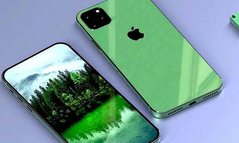 New iPhones Will Come in Dark Green without 'iPhone' Branding, Sketchy Rumor Says