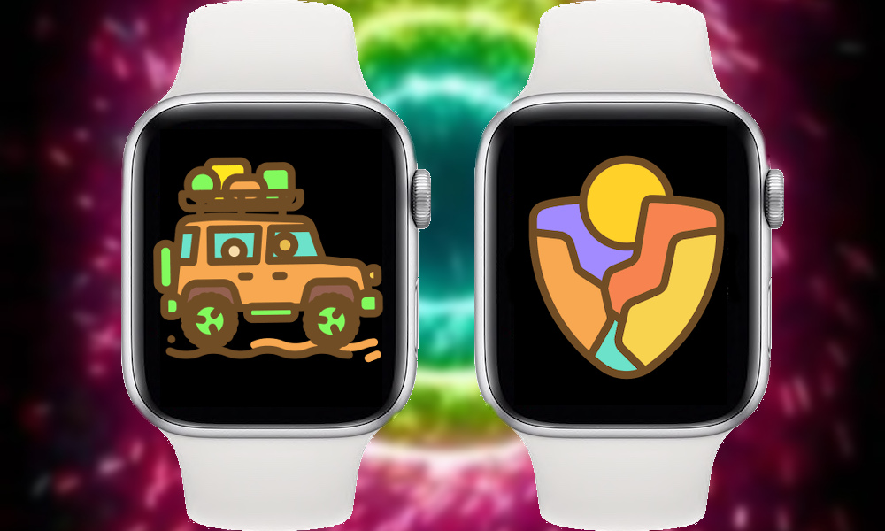 New Apple Watch Activity Challenge August