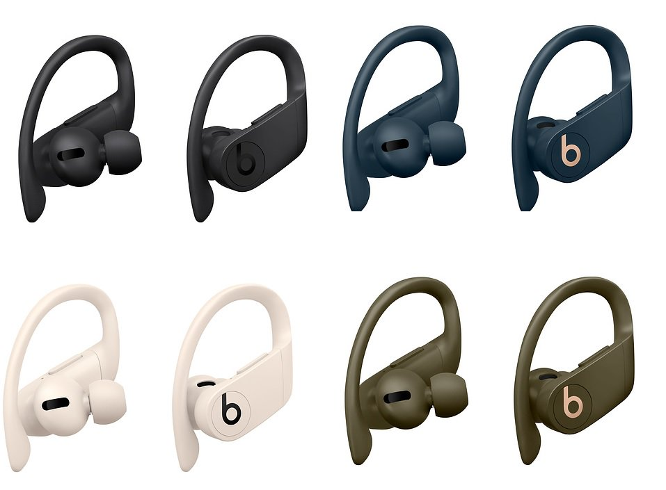 Powerbeats Pro All Colors