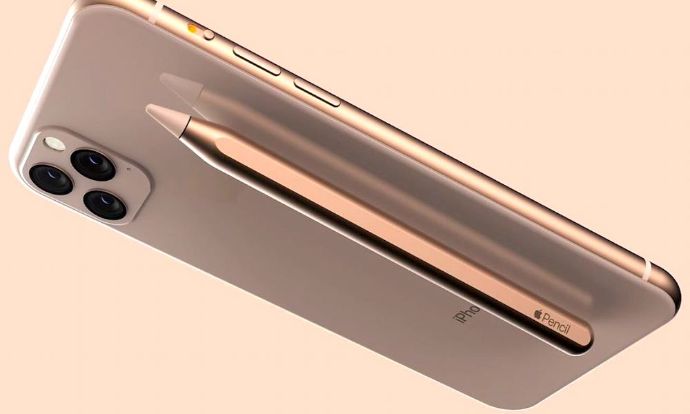 Iphone 11 Stylus Render Ben Geskin