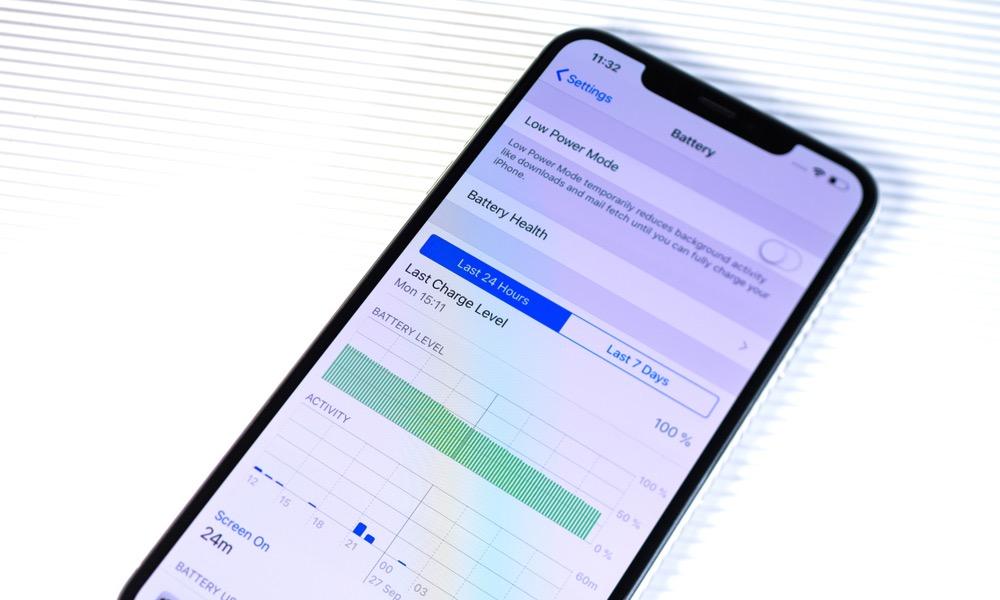 Battery Health Iphone