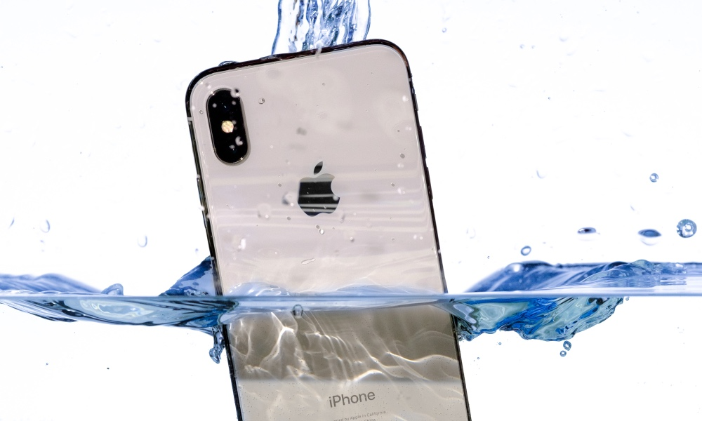 Iphone Water Damage Data