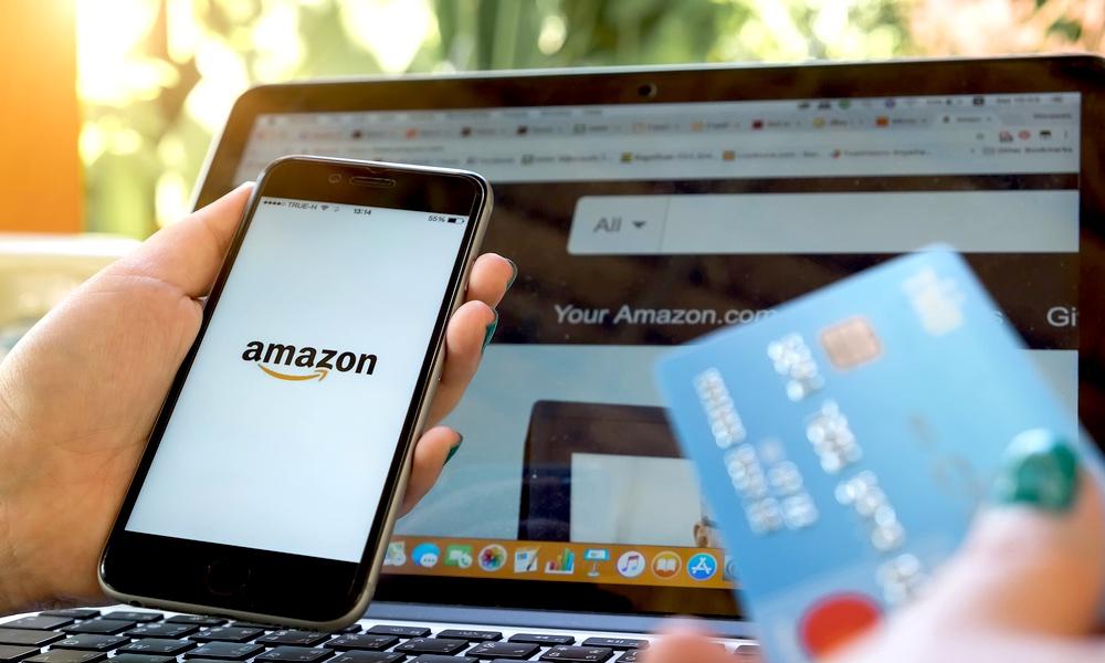 Amazon Shopping Iphone Macbook