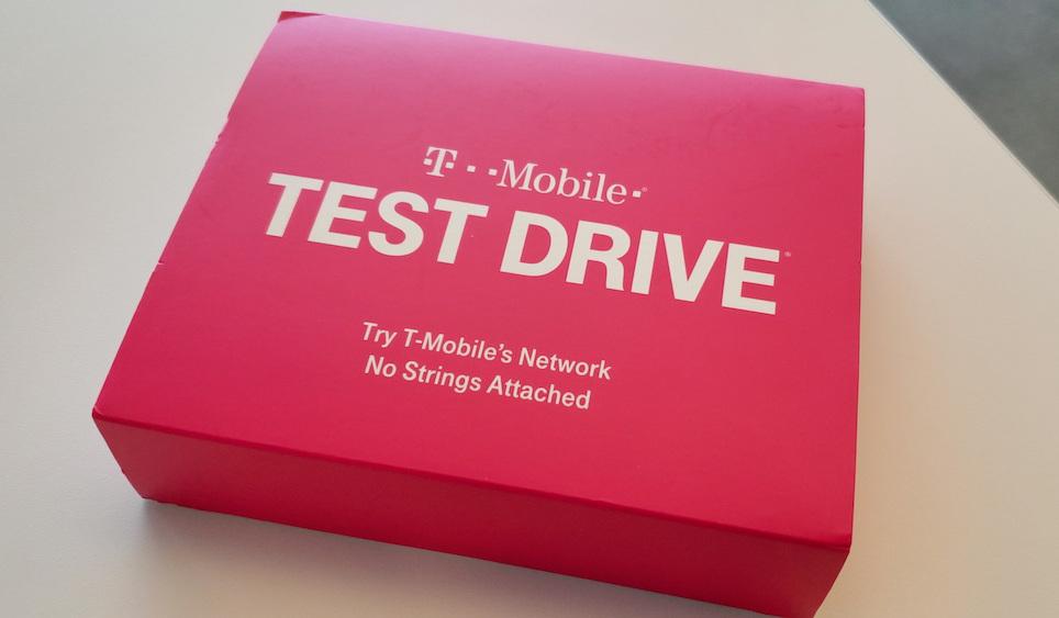 Test Drive Box 2