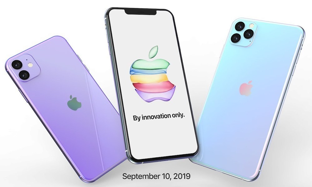 iPhone 11 Launch Date Concept