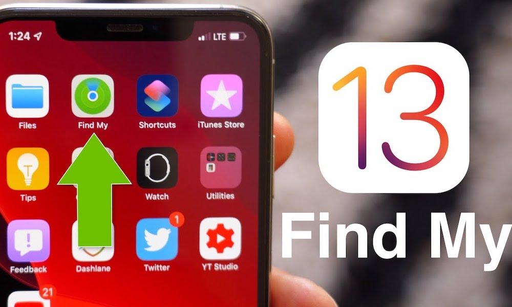 Ios 13 Find My1