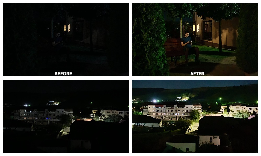 Neural Cam Before And After