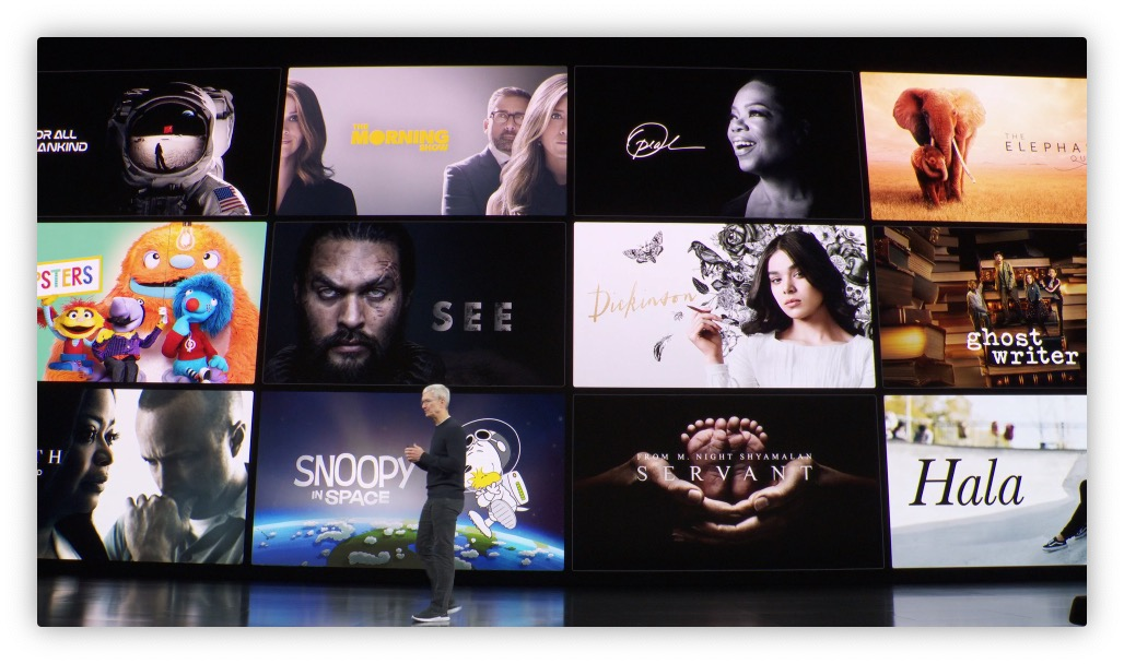 Apple TV+ Is Launching Nov. 1 – Here's Everything You'll Get for Only $4.99 Per Month