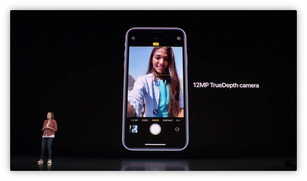 Front Wide Sensor Iphone 11