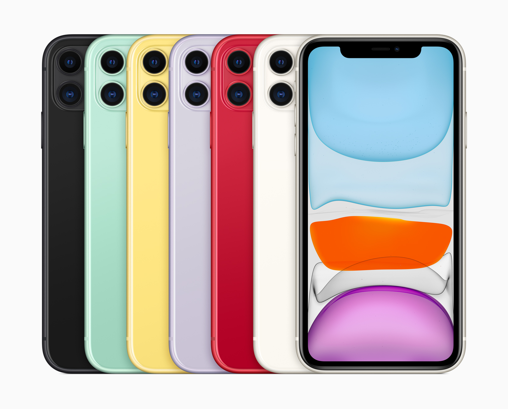 Apple Iphone 11 Family Lineup 091019