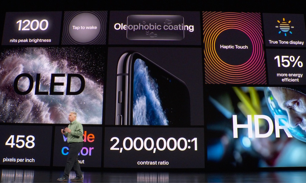 Iphone Event Iphone 11 Pro Features