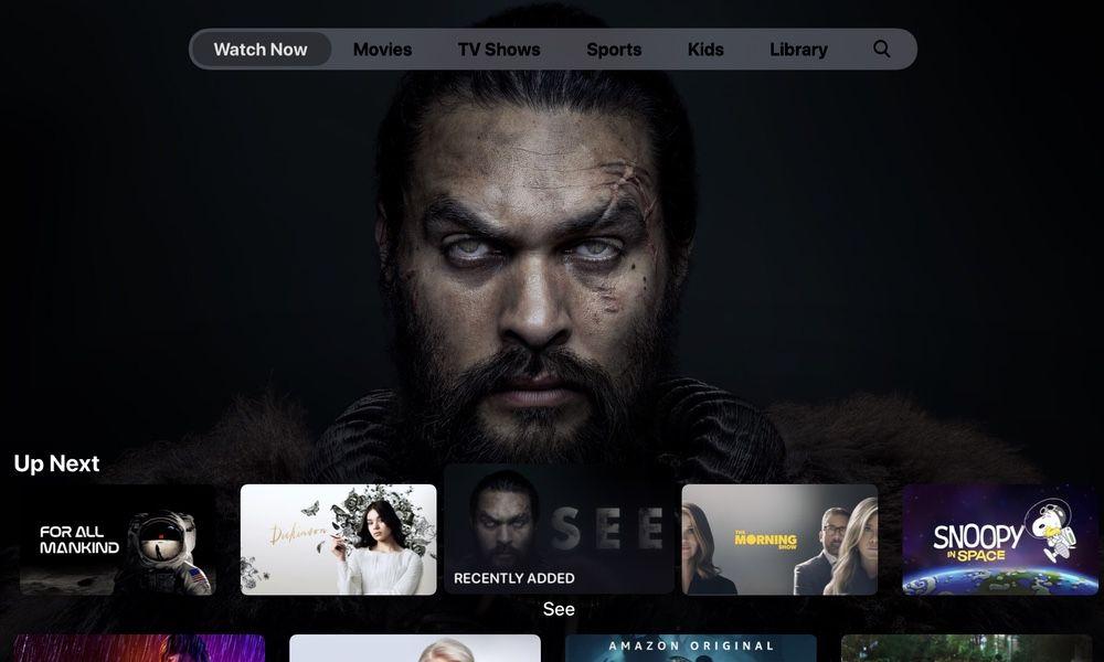 Apple TV+ Up Next