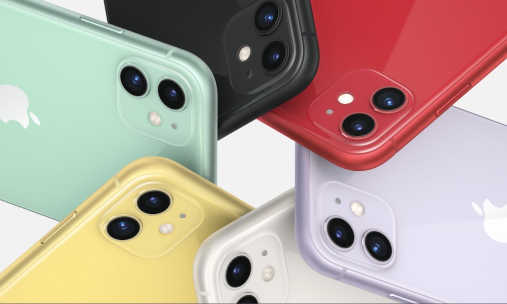 Iphone 11 Colors 2