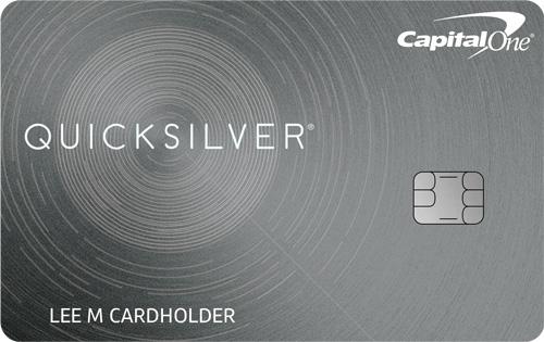 Capital One Quicksilver