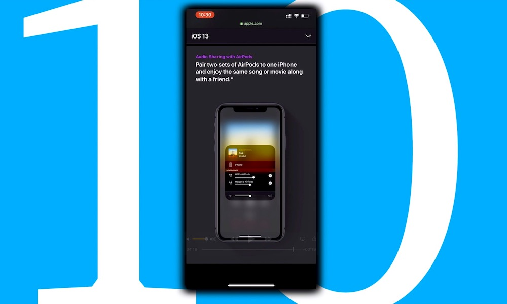10 New Ios 13 Features We Are Most Excited About