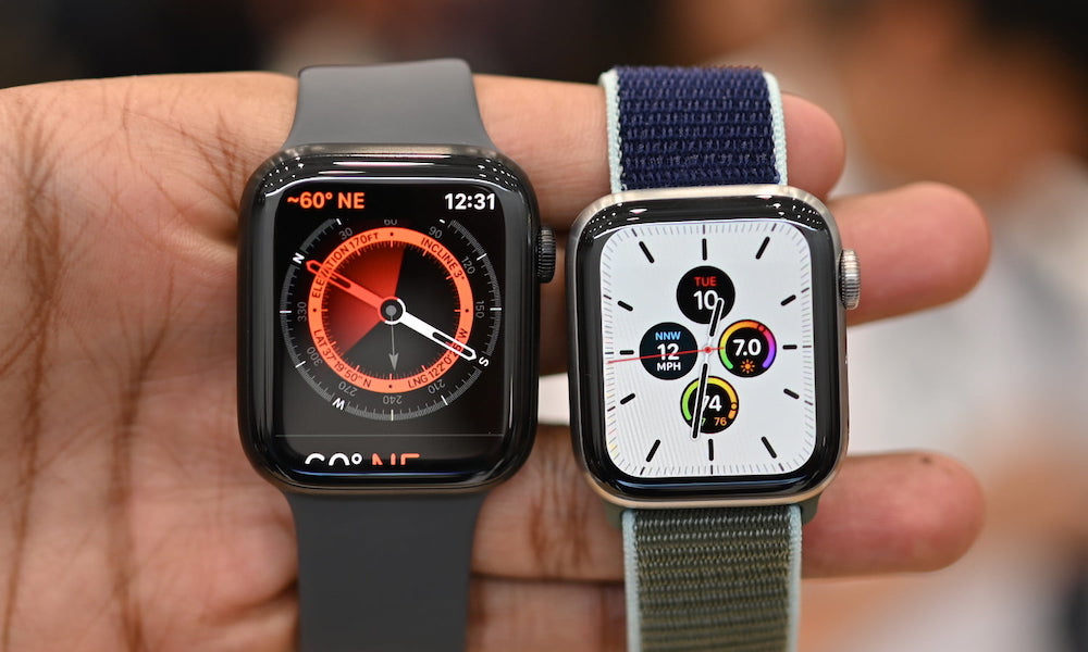 Apple Watch Series 5 Compass