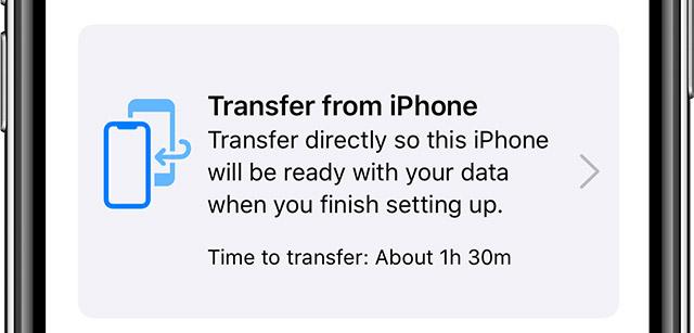 Ios12 4 Iphone Xs Quick Start Setup