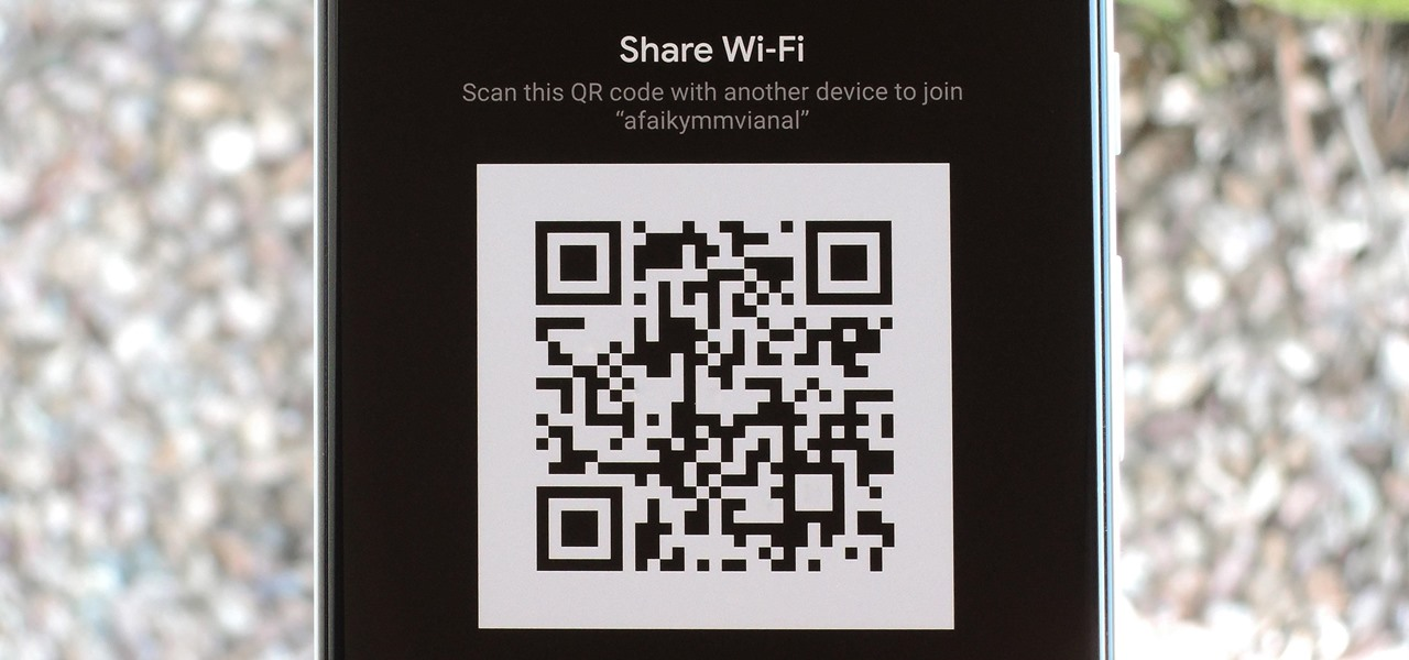 Share Your Wi Fi Password With Qr Code Android 10.1280x600