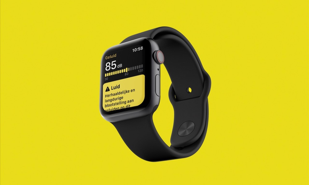 Apple Watch Noise App