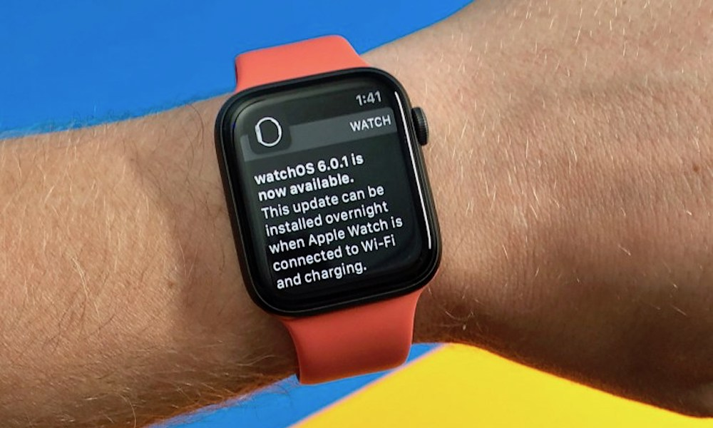 Watchos 6.0.1 Update 2