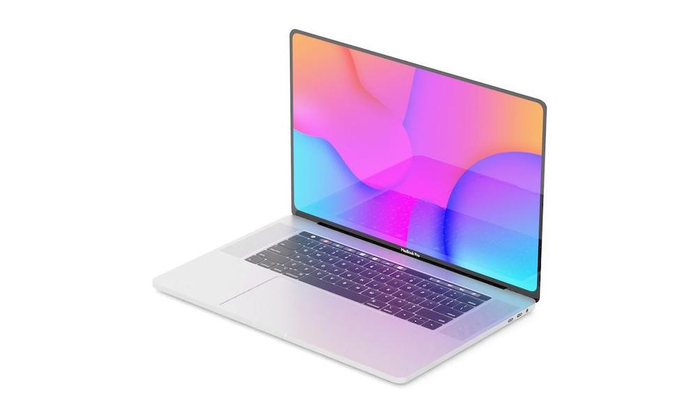 Macbook 16 Concept