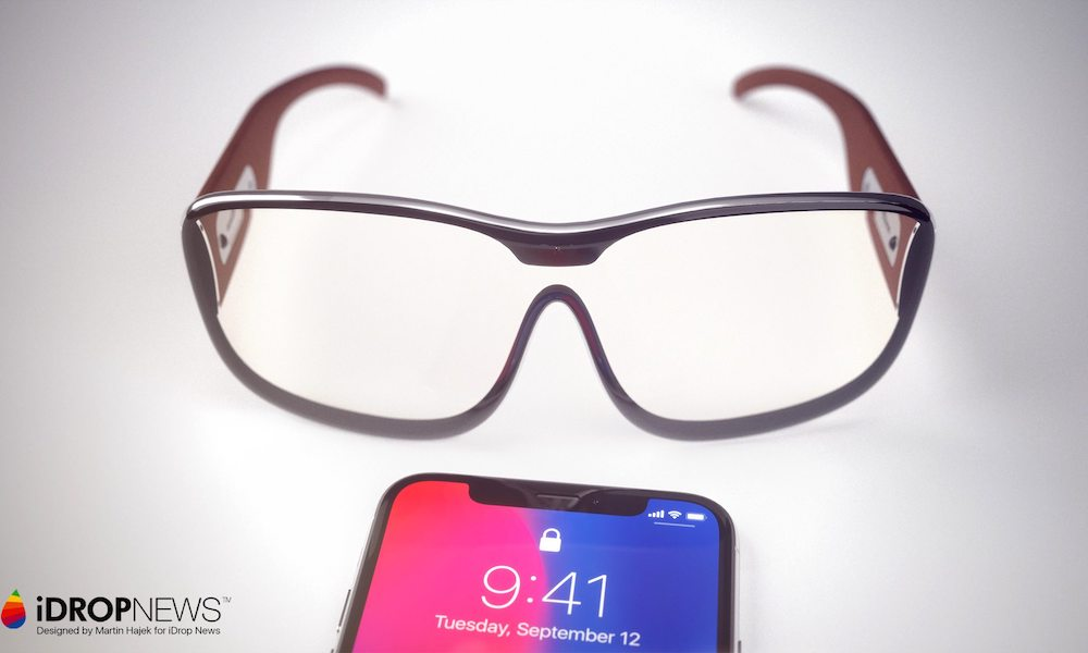 Apple Glasses AR