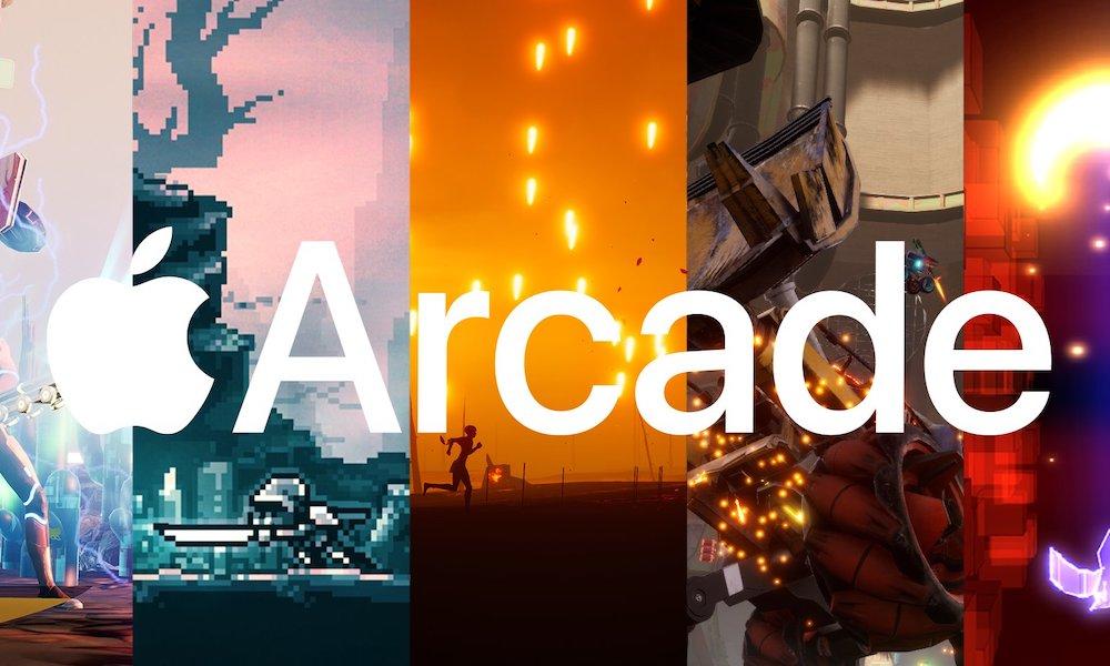 New Apple Arcade Games