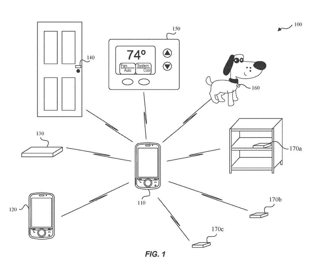Uwb Apple Patent Us10171129 2