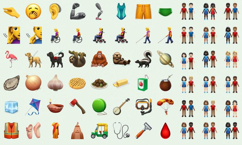 iOS 13.2 Emoji