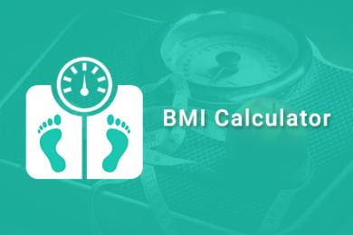 Bmi Calculator 1 390x260