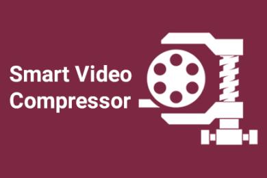 Smart Video Compressor 390x260