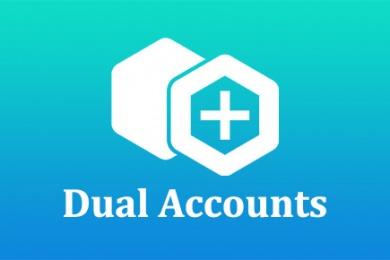 Dual Account 390x260
