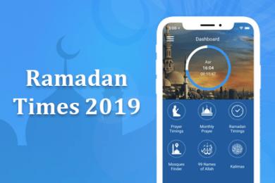 Ramadan Times 2019 390x260