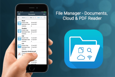 File Manager Document Manager File Explorer 1 390x260