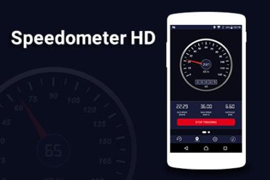 Speedometer Hd 390x260