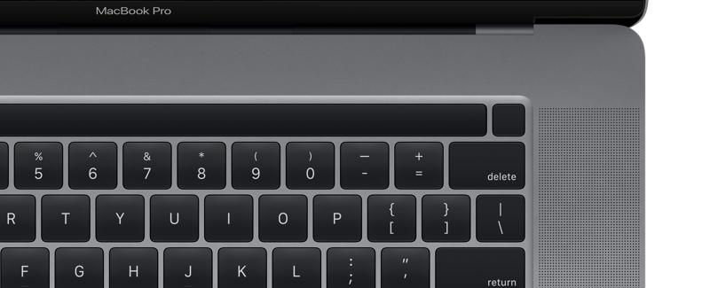 Macbookpro16touchbar