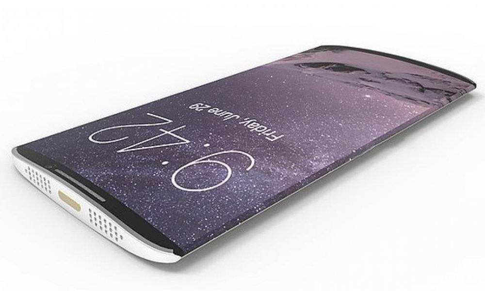 Wraparound iPhone