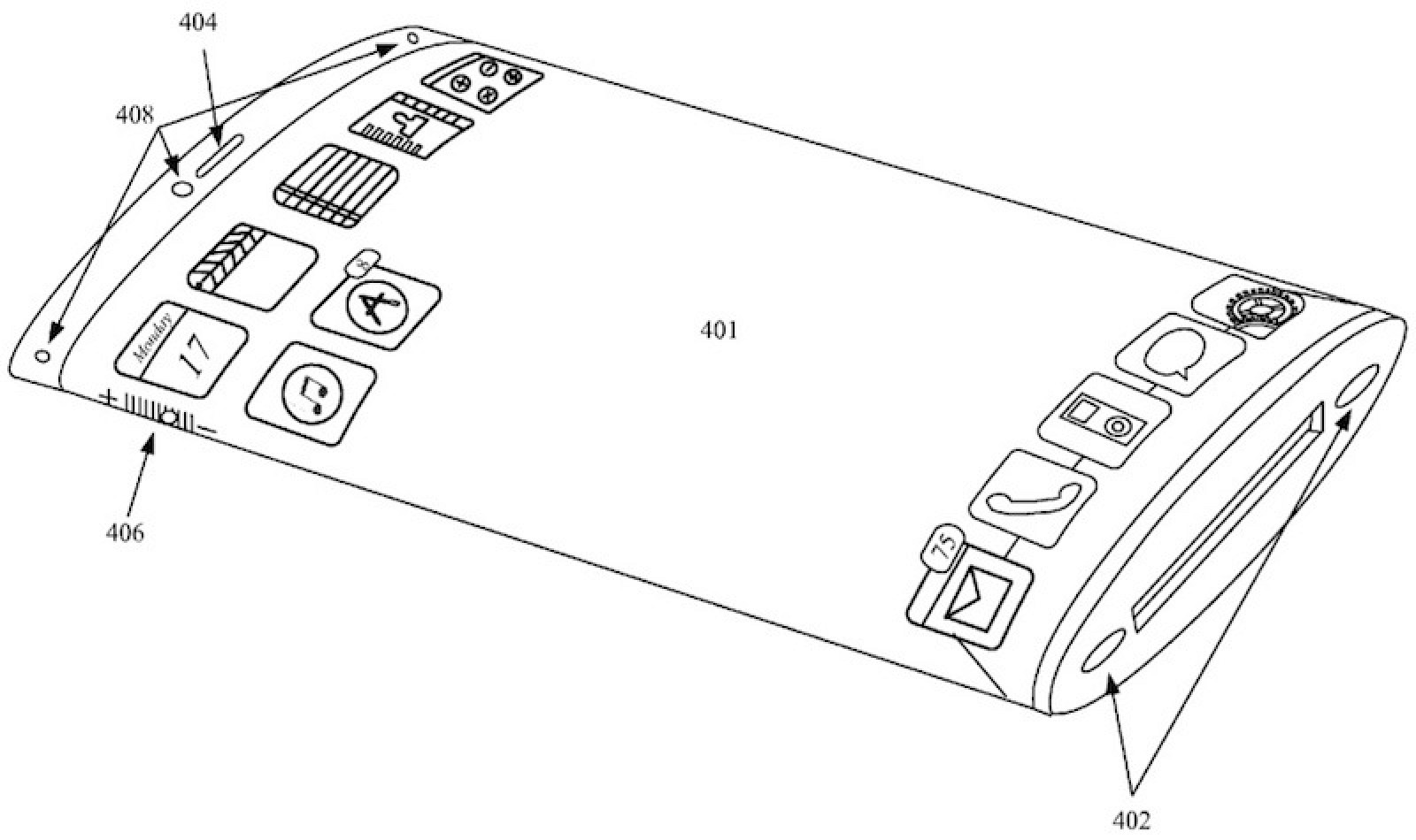 iPhone Wraparound Display 1