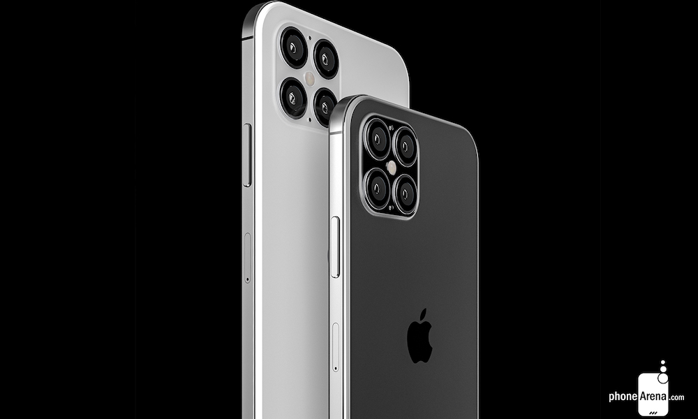 iPhone 12 Concept Image