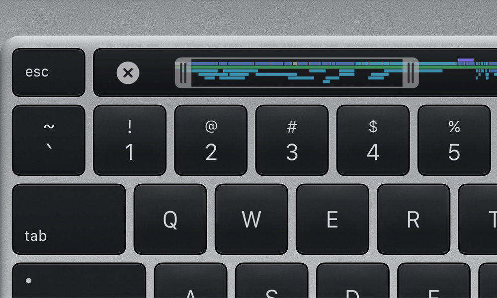 Apple 16-inch MacBook Pro keyboard