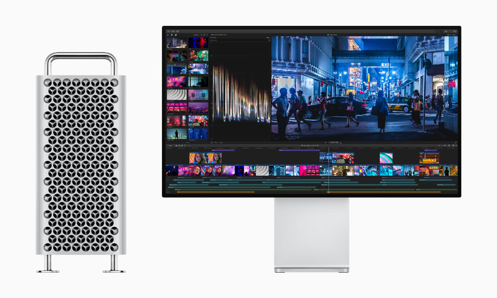 Apple Mac Pro with Pro Display XDR