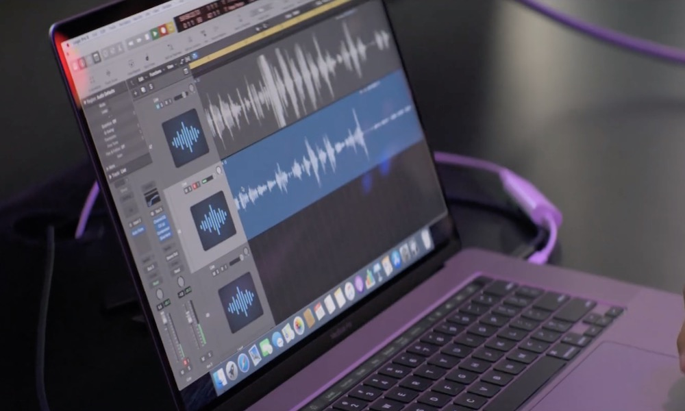 16 inch MacBook Pro Audio