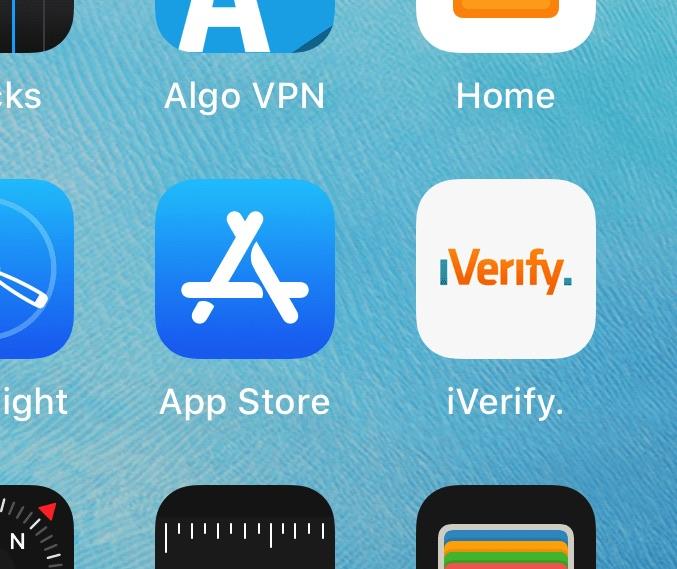 iVerify App Store