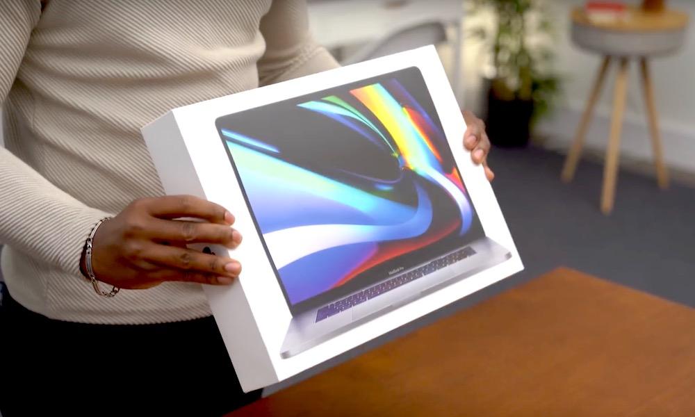 16 inch MacBook Pro in Box